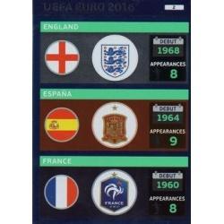 England / Spain / France 2