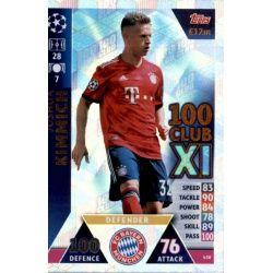 Joshua Kimmich 100 Club XI 430