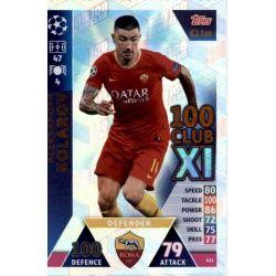 Aleksandar Kolarov 100 Club XI 431