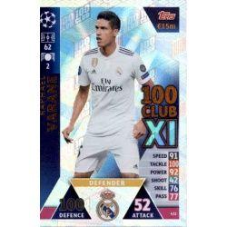 Raphaël Varane 100 Club XI 432