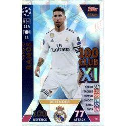 Sergio Ramos 100 Club XI 433