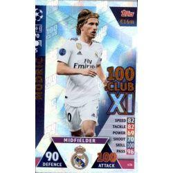 Luka Modrić 100 Club XI 436