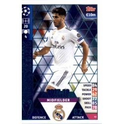 Marco Asensio Real Madrid CF – 2017-18 Winners 45