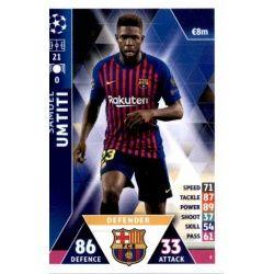Samuel Umtiti Barcelona 5
