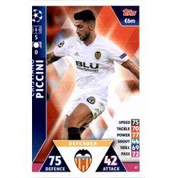 Cristiano Piccini Valencia 57