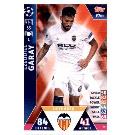 Ezequiel Garay Valencia 59