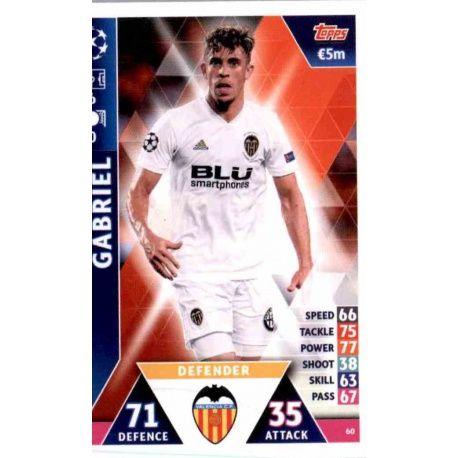 Gabriel Valencia 60