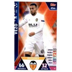 Rúben Vezo Valencia 62