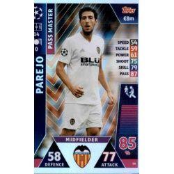 Daniel Parejo - Pass Master Valencia 66