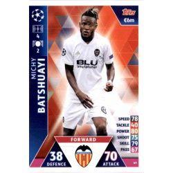 Michy Batshuayi Valencia 69