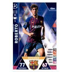 Sergi Roberto Barcelona 7