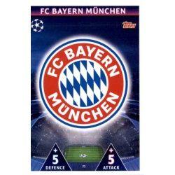 Escudo Bayern München 73