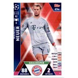 Manuel Neuer Bayern München 74