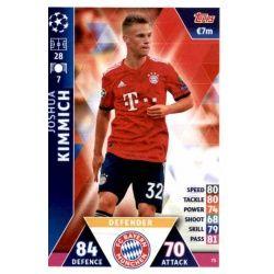 Joshua Kimmich Bayern München 75