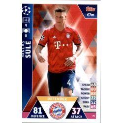 Niklas Süle Bayern München 79