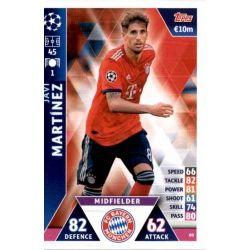 Javi Martínez Bayern München 80