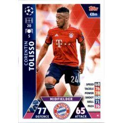 Corentin Tolisso Bayern München 82