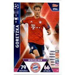 Leon Goretzka Bayern München 83