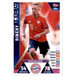 Franck Ribéry Bayern München 84