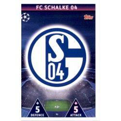 Escudo FC Schalke 04 91