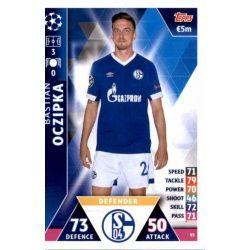 Bastian Oczipka FC Schalke 04 95