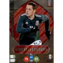 Javier Hernandez - Mexico - Limited Edition