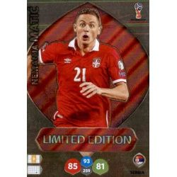 Nemanja Matic - Serbia - Limited Edition