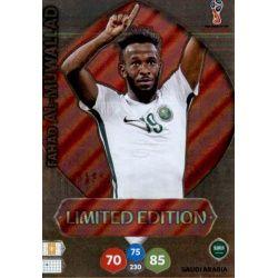 Fahad Al-Mullawad - Saudi Arabia - Limited Edition