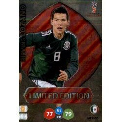 Hirving Lozano - Mexico - Limited Edition