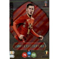 Eden Hazard - Belgium - Limited Edition