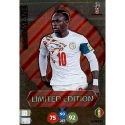 Sadio Mané - Senegal - Limited Edition