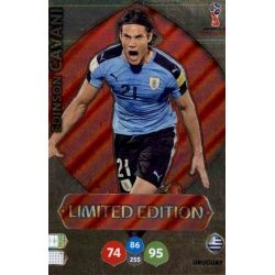 Edinson Cavani - Uruguay - Limited Edition