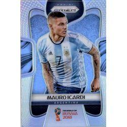 Mauro Icardi Prizm Silver 8