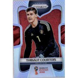 Thibaut Courtois Prizm Silver 21