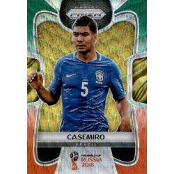 Casemiro Prizm GO Wave 36 Prizms Green Orange Wave Parallels