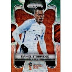 Daniel Sturridge Prizm GO Wave 68 Prizms Green Orange Wave Parallels