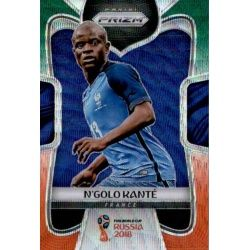 N'Golo Kante Prizm GO Wave 82 Prizms Green Orange Wave Parallels