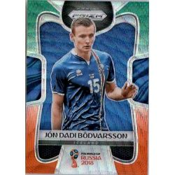Jon Dadi Bodvarsson Prizm GO Wave 106 Prizms Green Orange Wave Parallels