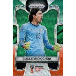 Guillermo Ochoa Prizm GO Wave 133 Prizms Green Orange Wave Parallels