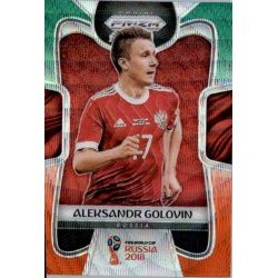 Aleksandr Golovin Prizm GO Wave 164 Prizms Green Orange Wave Parallels