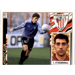Imanol Etxeberria Athletic Bilbao