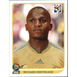 Richard Henyekane South Africa 44