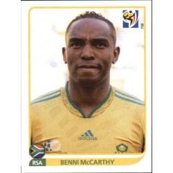 Benni McCarthy South Africa 46