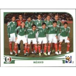 Alineación Mexico 49