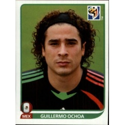 Guillermo Ochoa Mexico 51