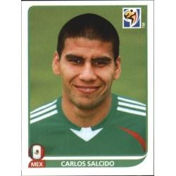 Carlos Salcido Mexico 52