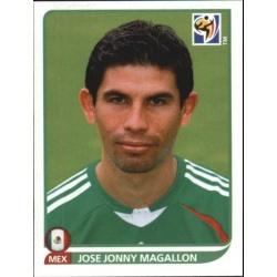 Jose Jonny Magallon Mexico 54