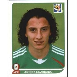 Andres Guardado Mexico 60
