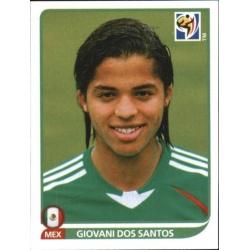 Giovani Dos Santos Mexico 61