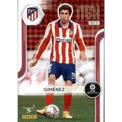 Giménez Atlético Madrid 42